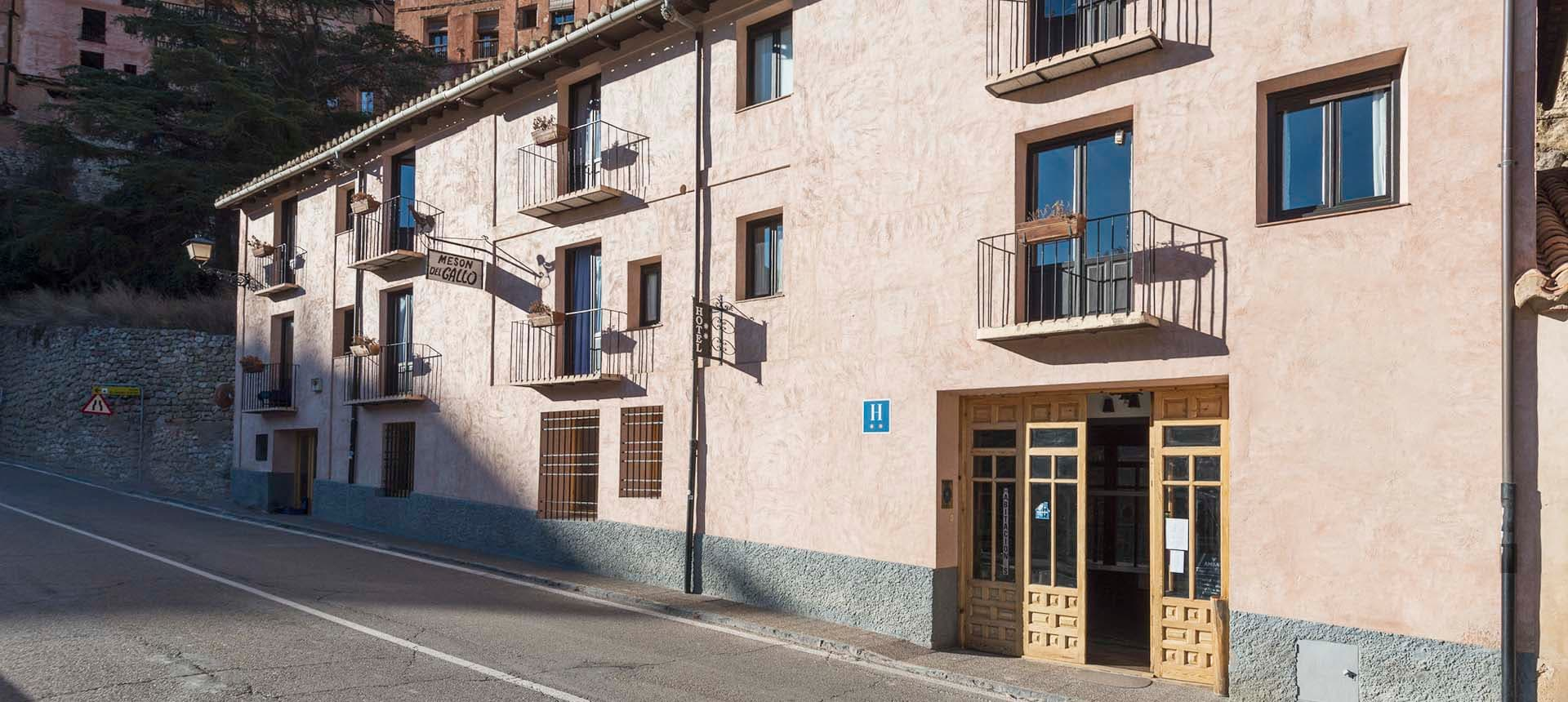 Hotel el Gallo Albarracín
