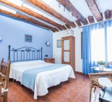 Hotel el Gallo situado en Albarracín(Teruel).